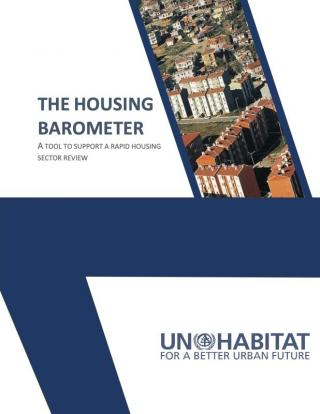The Housing Barometer - A Tool to Support a Rapid Housing Sector Review - 2019