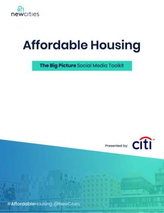 Affordable Housing - The Big Picture Social Media Toolkit - 2018