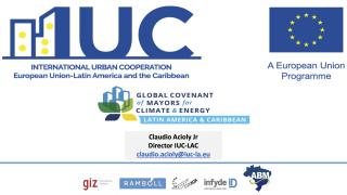 International Urban Cooperation Presentation Costa Rica - 2020