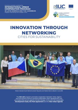 Innovation Through Networking - Cities for Sustainability - IUC LAC Newsletter - English - 2020