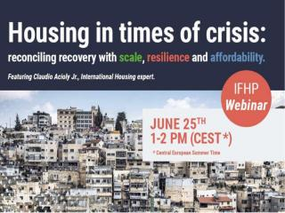 Housing in Time of Crisis