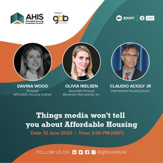 Things media won't tell you about Affordable Housing 2 - 2020
